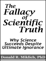 The Fallacy of Scientific Truth