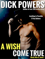 A Wish Come True (Manly Men 6, Book 1)