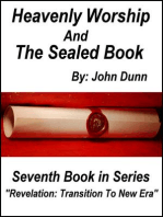 Heavenly Worship And The Sealed Book