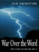 War Over the Word
