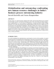 HR Study on confronting New Human Resource Challenges in India's BPO