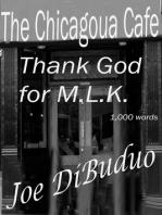 Thank God For M.L.K.