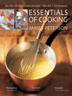 Essentials of Cooking