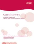 Research Summary on Unlocking Engagement - Leadership