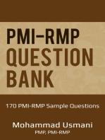 PMI-RMP Question Bank