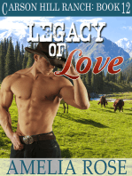 Legacy of Love (Carson Hill Ranch