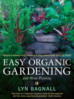 Easy Organic Gardening and Moon Planting