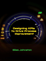 Designing KPIs to Drive Process Improvement