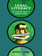 Legal Literacy: An Introduction to Legal Studies