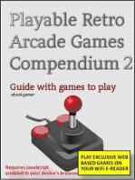 Playable Retro Arcade Games Compendium 2 (Video Games, #8)