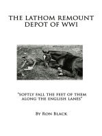 The Lathom Remount Depot of World War One