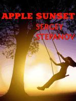 Apple Sunset