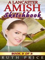 A Lancaster Amish Sketchbook - Book 3