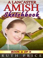 A Lancaster Amish Sketchbook - Book 2
