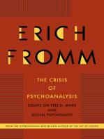 The Crisis of Psychoanalysis