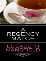A Regency Match