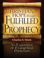 Christian Hope through Fulfilled Prophecy