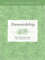Everyday Matters Bible Studies for Women—Stewardship