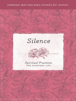 Everyday Matters Bible Studies for Women—Silence