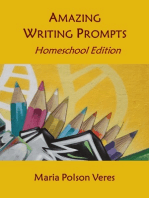 Amazing Writing Prompts