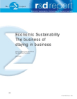 Study Report on Economic Sustainability