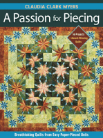 Passion For Piecing