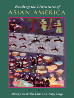 Reading the Literatures of Asian America
