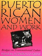 Puerto Rican Women and Work: Bridges in Transnational Labor