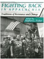 Fighting Back in Appalachia