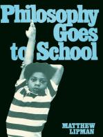 Philosophy Goes To School