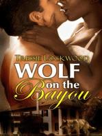 Wolf on the Bayou