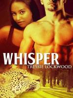 Whisper (Twin Leopards, #1)