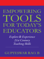 Empowering tools for today's educators