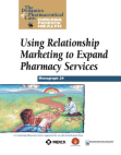 Research Report on Using Relationship Marketing to Expand Pharmacy Services