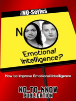 No Emotional Intelligence?
