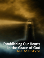 Establishing Our Hearts in the Grace of God