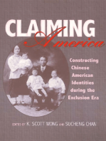 Claiming America