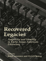 Recovered Legacies