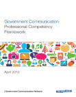Study on Government Communication