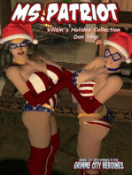 Villains' Holiday Collection (Grimme City Super Heroines in Peril)