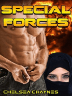 Special Forces (Interracial Size Story)