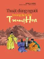 Thuật dùng người trong lịch sử Trung Hoa