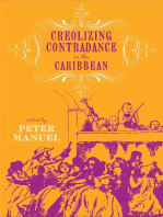 Creolizing Contradance in the Caribbean