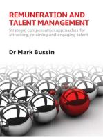 Remuneration and Talent Management