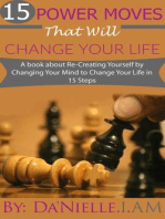 """""""15 Power Moves That Will Change Your Life"""""""