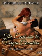 The Earl and his Virgin Countess (House of Lords #3)