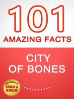 City of Bones - 101 Amazing Facts You Didn't Know