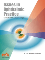 Issues in Ophthalmic Practice: Current and future challenges