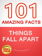 Things Fall Apart - 101 Amazing Facts You Didn't Know