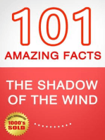 The Shadow of The Wind - 101 Amazing Facts You Didn't Know